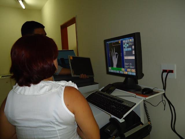Secretaria de saúde vai disponibilizar a partir da próxima semana os serviços de radiologia