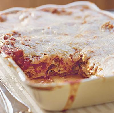 lasagne rezepte und tipps einfaches lasagne rezept. Black Bedroom Furniture Sets. Home Design Ideas