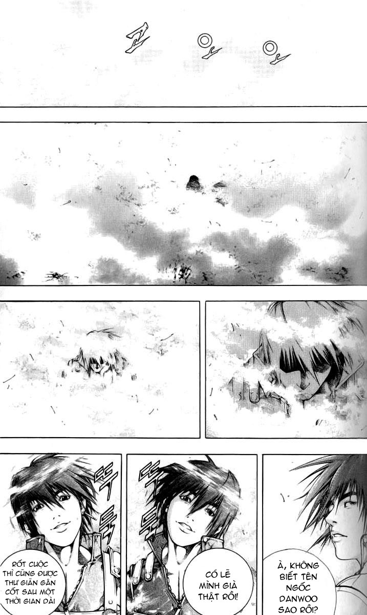 Utopias Avenger chap 1 - Trang 32