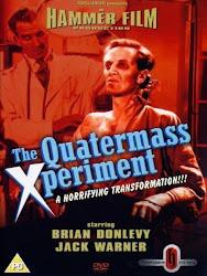 El experimento del Dr. Quatermass (1955) Descargar y ver Online Gratis
