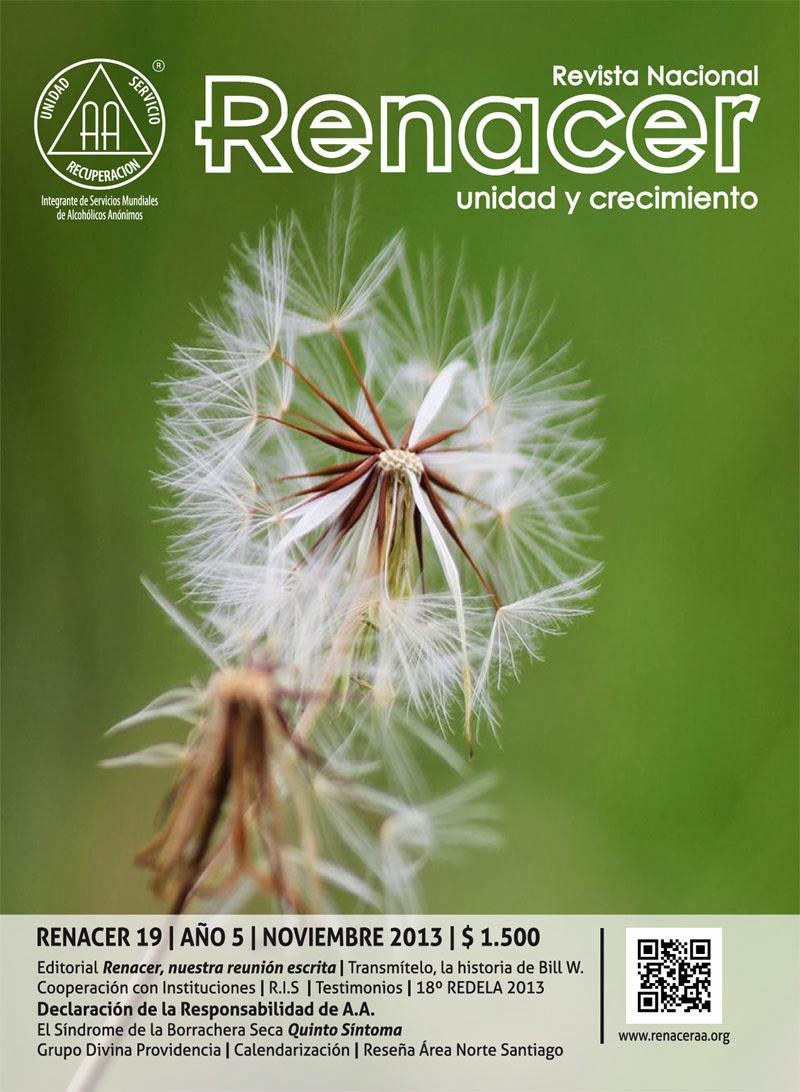 Revista Renacer 19