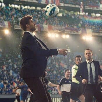 nuevo anuncio Nike futbol