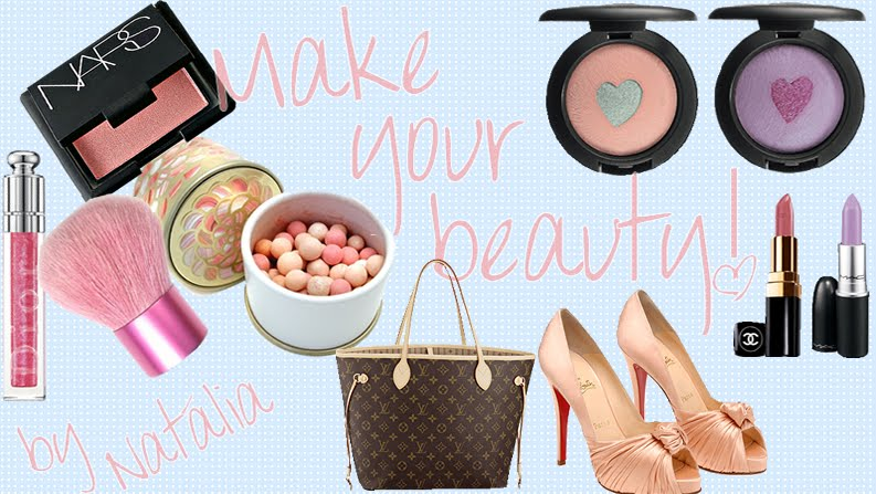 Make your beauty,