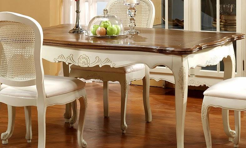 cmo decorar un comedor con muebles vintage