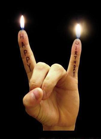 Cumpleaños rock
