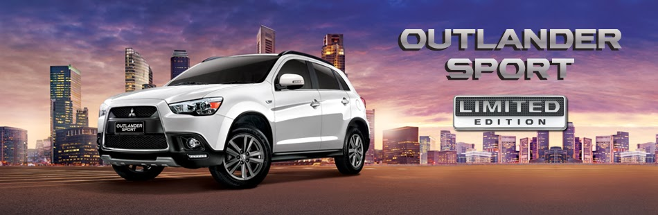 Warna Mobil Mitsubishi Outlander Sport 2014