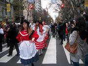 Buenos Aires celebró Portugal/ Por favor deje un comentario! Gracias! ba celport chicas lindas