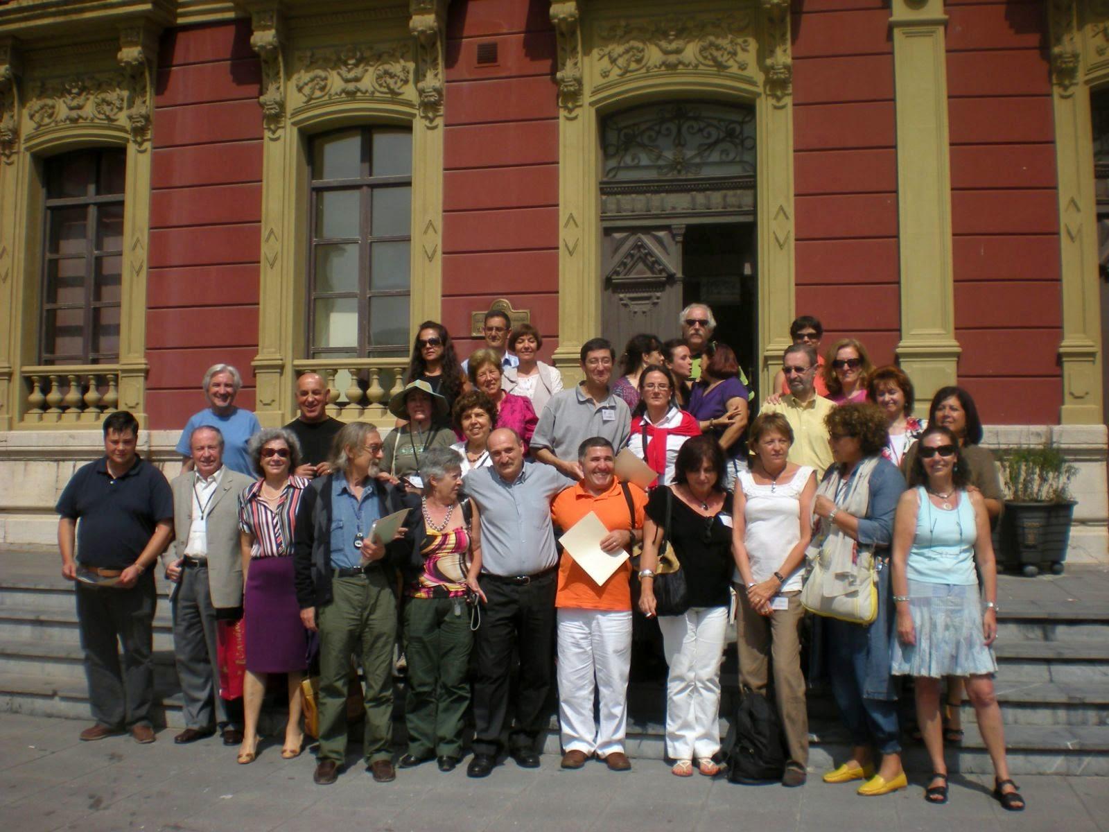 Encuentro de Poetas en Candás