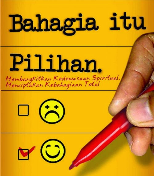 Kutipan Bahagia, Happines Quote