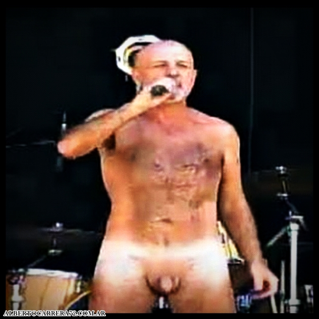 Osvaldo Rios Desnudo