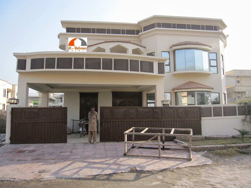 Designer hpuse for sale islamabad joy studio design for Bahria town islamabad home designs