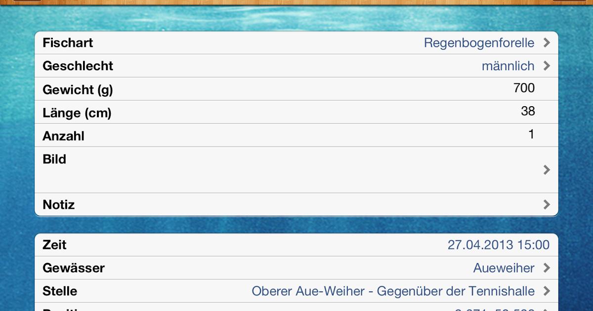 Angelsportverein Fulda Test Angelfreund App F 252 R Ios Und