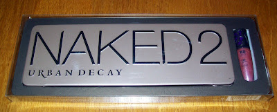 Urban Decay, Naked 2, Make up, Cosmetics, Palette.