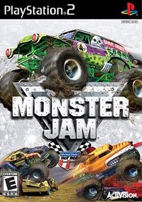 Monster Jam: Urban Assault PS2