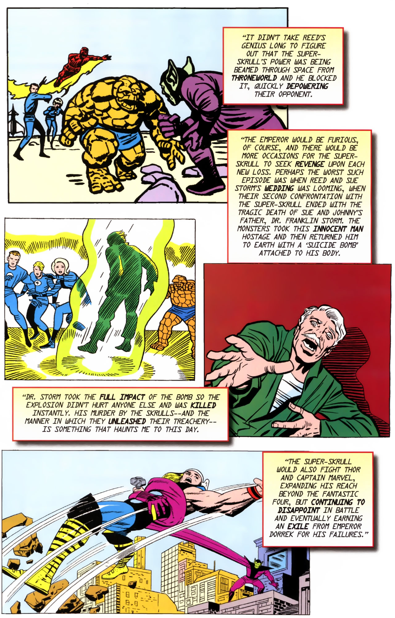 Read online Secret Invasion: The Infiltration comic -  Issue #11 - 11