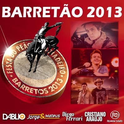 Barret�o - 2013