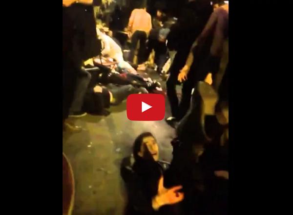 Vídeos de los ataques terroristas a Francia de este 13 de noviembre