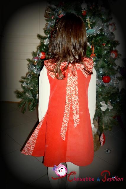 dos robe her little world sereine