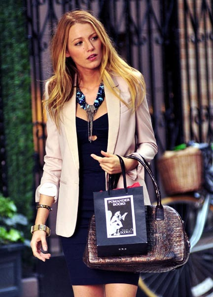 Celebrity Style Guide Fashion Trend Blake Lively