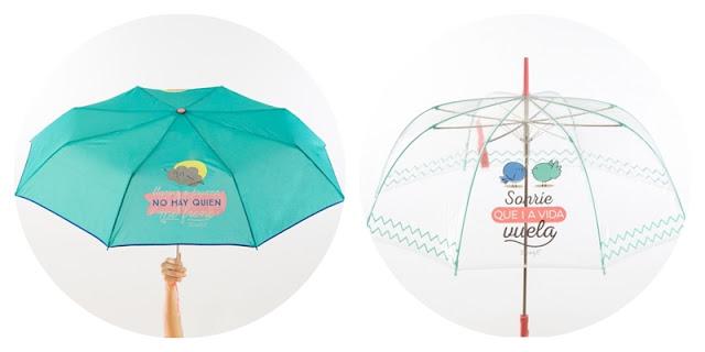 suave y ligero selección mundial de última venta Call me Blueli: ¿Dónde comprar...Paraguas molones?