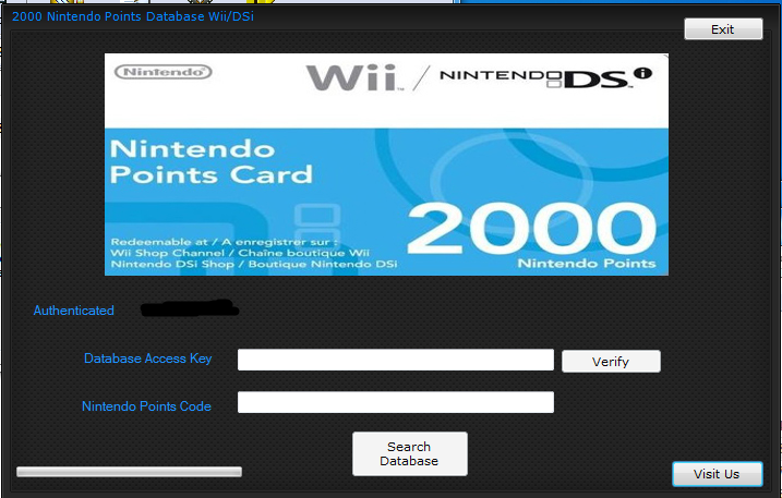 Wii coupons