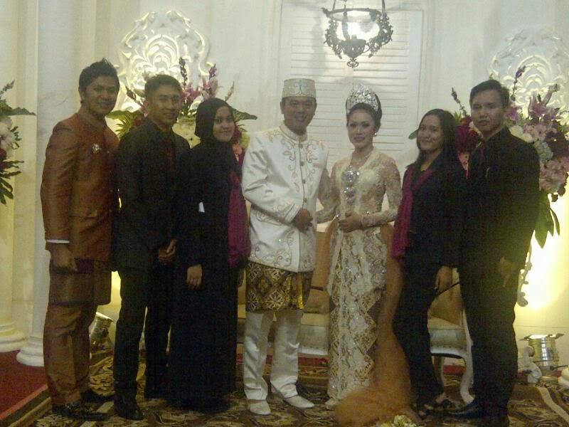 Graha nandika sucofindo wedding