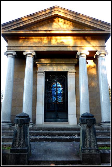 Cimetière des Gonards Versailles
