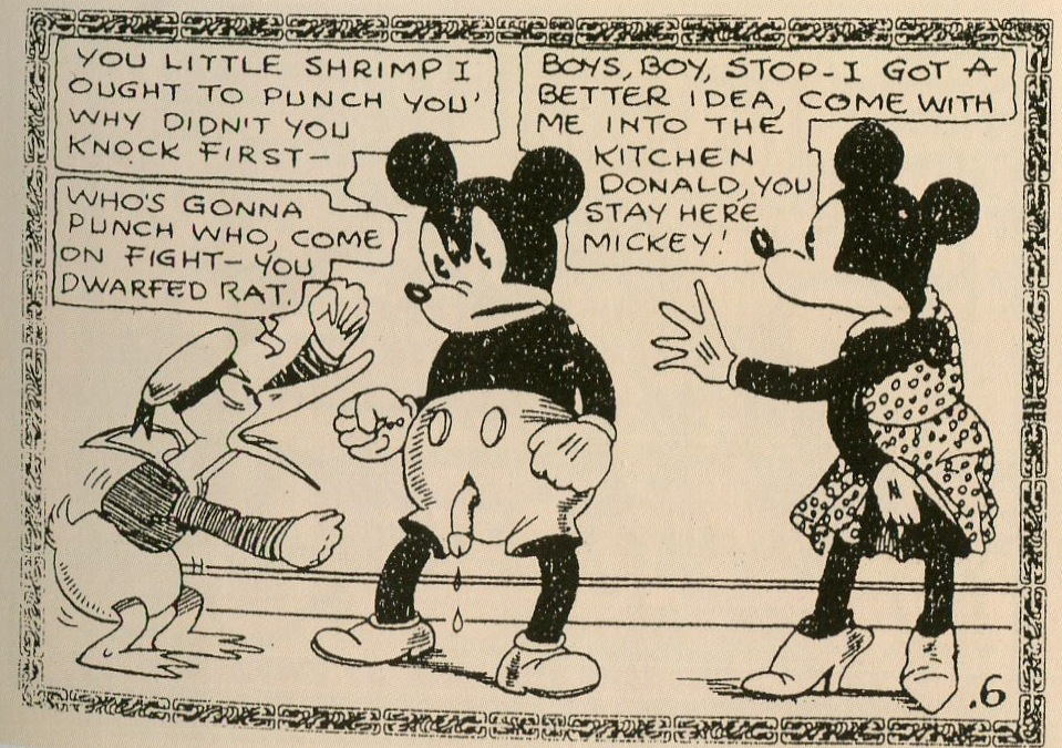 sex mickey mouse