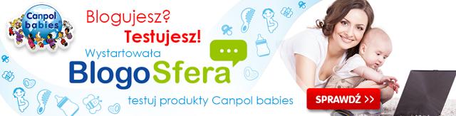 Testujemy z Canpol Babies