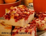 Hrnčeková bublanina - recept
