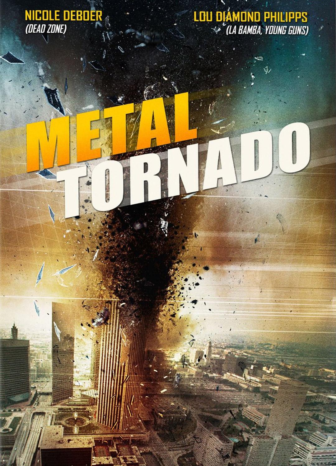 Metal Tornado affiche
