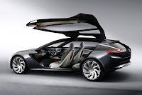 Opel/Vauxhall Monza Concept side doors