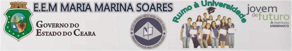 E.E.M Maria Marina Soares
