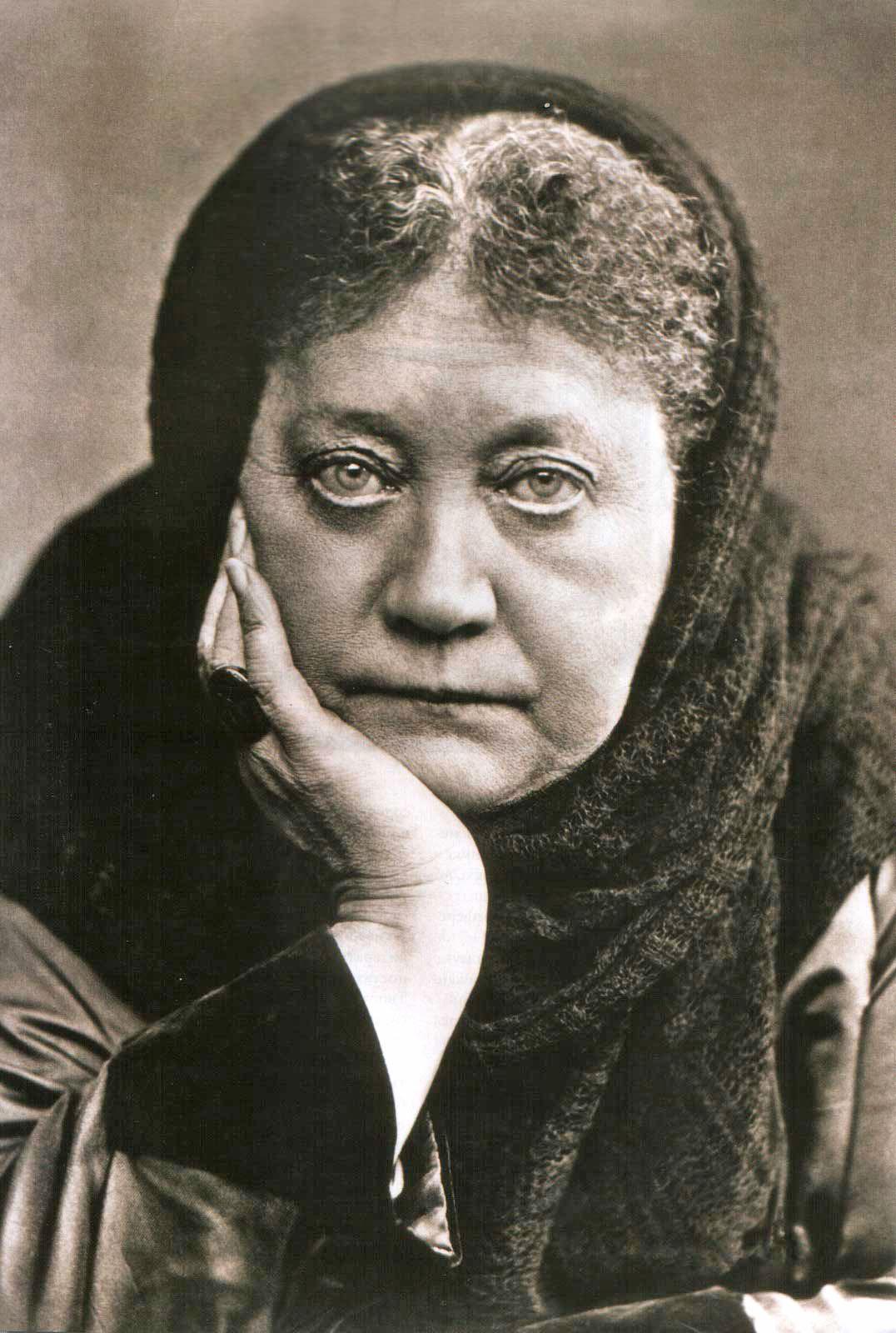 HELENA P. BLAVATSKY