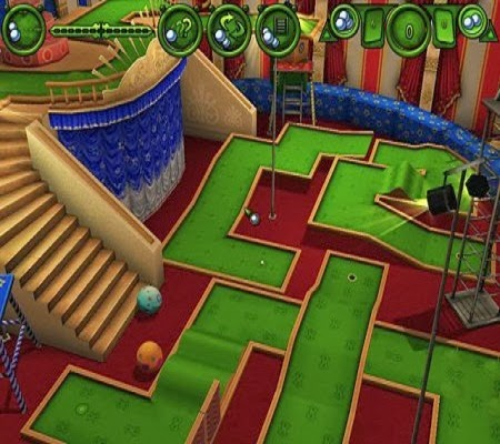 Free download mini golf pc sports game full version
