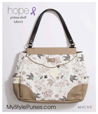 Miche Hope Dove Prima Shell