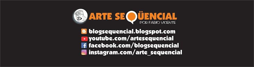 Arte Seqüencial, o blog