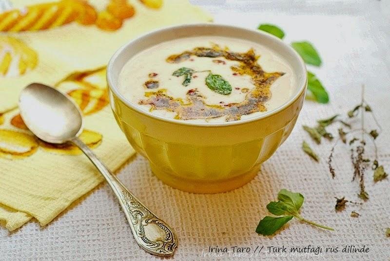 рецепт супа как в турецких отелях