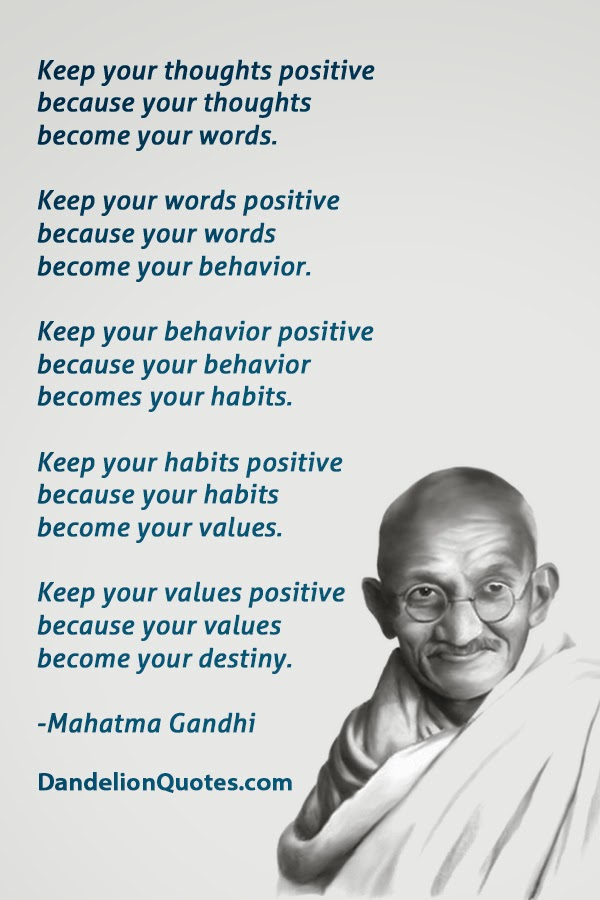 quotes about positive behavior quotesgram