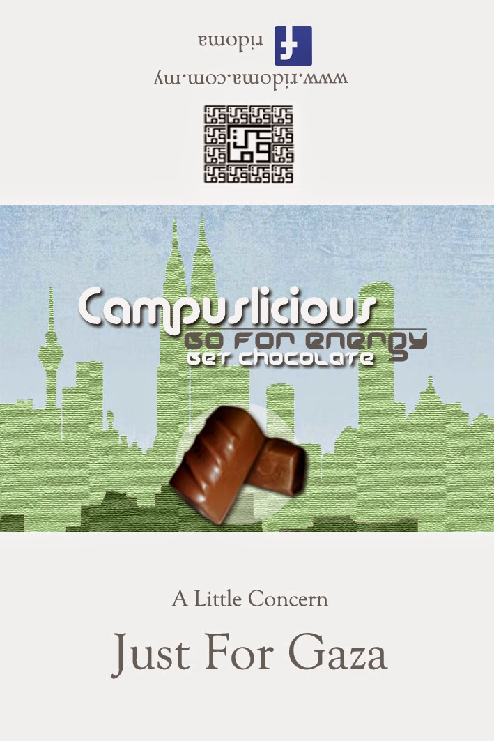campuslicious chocolate