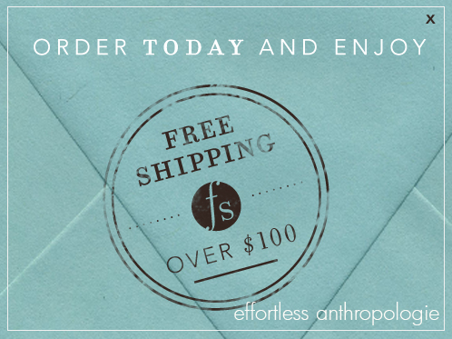 Look for Anthropologie's free shipping promo codes, which will get you free shipping on orders of $ or more. Without a discount code, shipping will cost you between $ and $ depending on how much you spend. Get to know the Anthropology return policy, which allows you to return items at any time either by mail or directly to the store.
