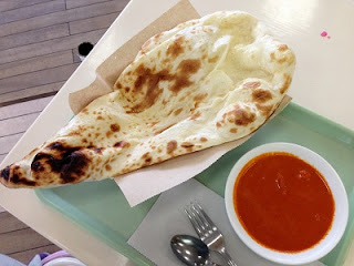 Naan and Curry