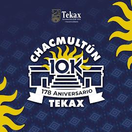 Carrera Chacmultún-Tekax 10K