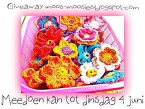 Give-away bij Moos en haar Moosies