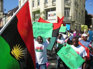 pro-Biafra protests