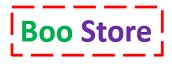 Boo Store