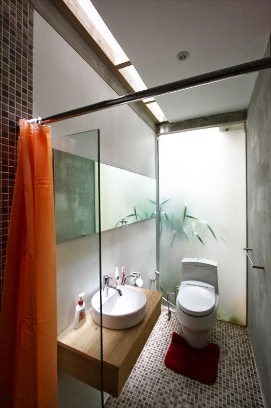 desain bangunan rumah sederhana modern kompak
