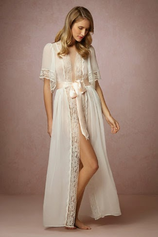 BHLDN Delicate and Sexy Lingerie for the Bride to Be