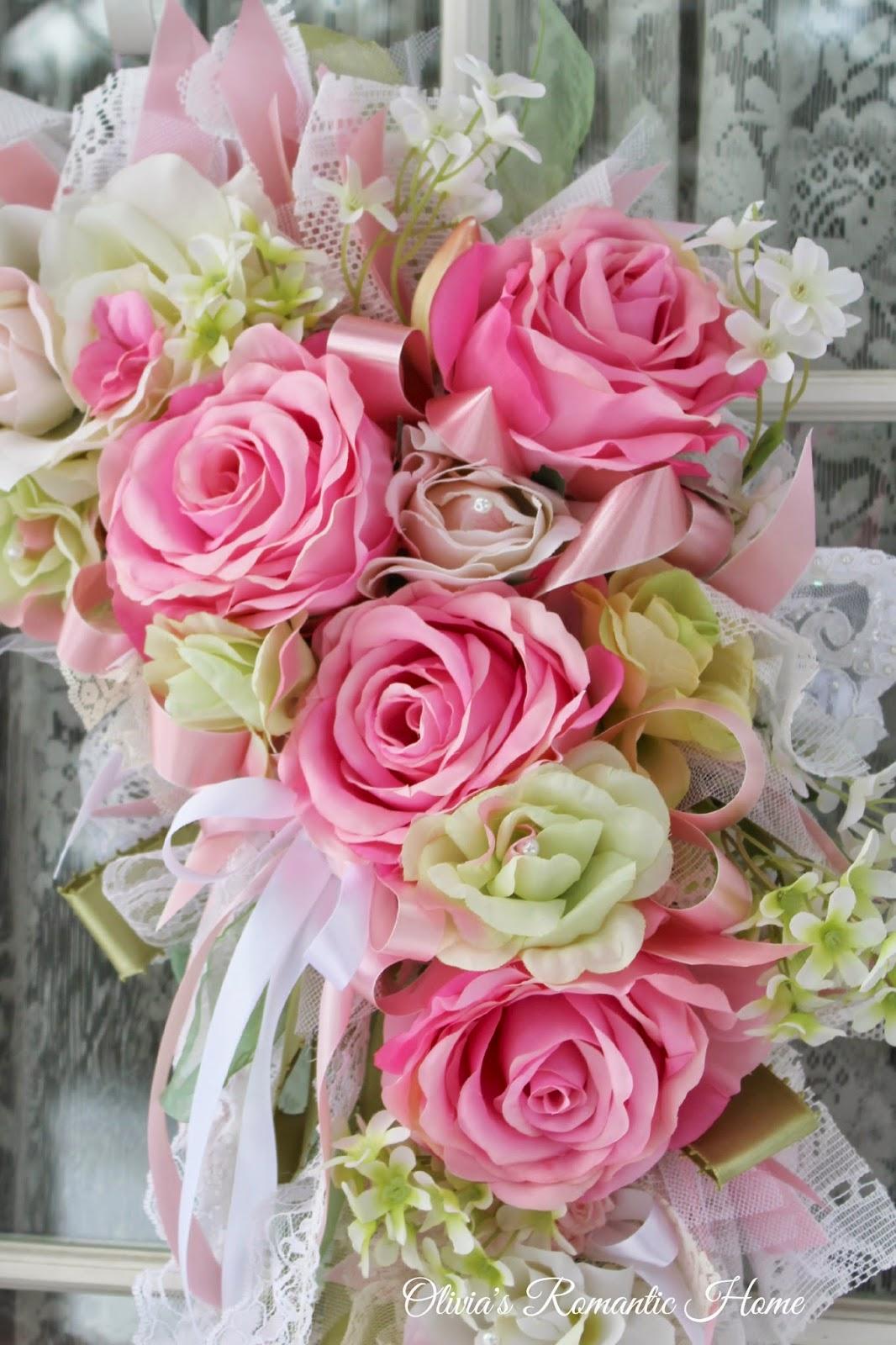 olivia 39 s romantic home marie antoinette rose garden wreath. Black Bedroom Furniture Sets. Home Design Ideas