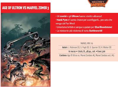 Age of Ultron VS Marvel Zombi #3